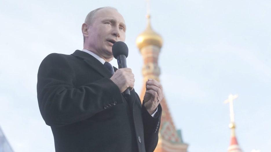 تعرف على الأسباب الحقيقية وراء تدخل فلاديمير بوتين في الحرب السورية