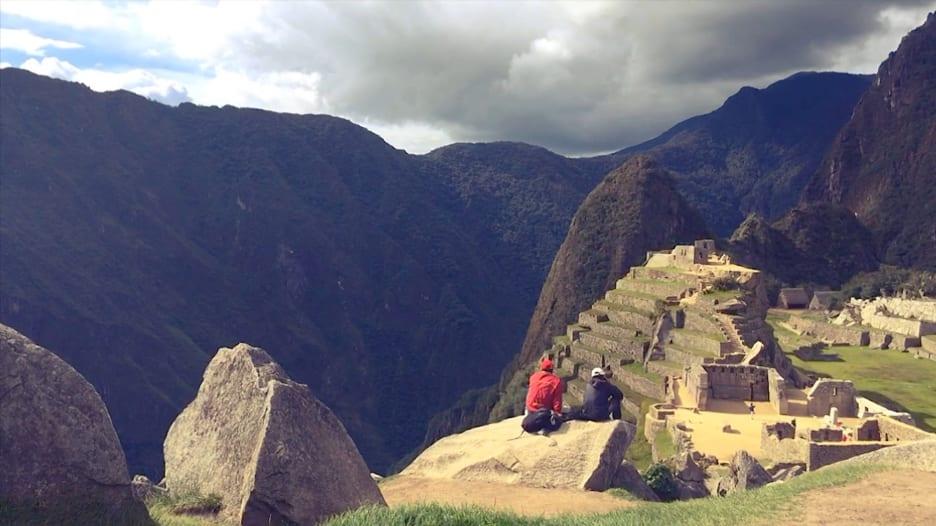"""بالفيديو: استمتع باستراحة 60 ثانية في أحد عجائب الأرض """"ماتشو بيتشو"""""""