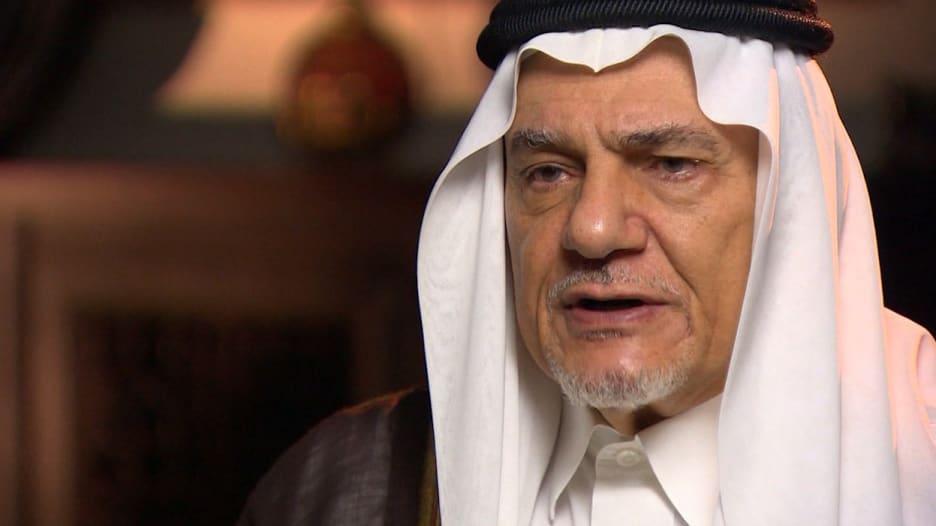تركي الفيصل لـCNN: كان على لبنان أن يكون أكثر دعماً للسعودية.. وسلوك الحكومة لم يرتق لمستوى صداقة البلدين