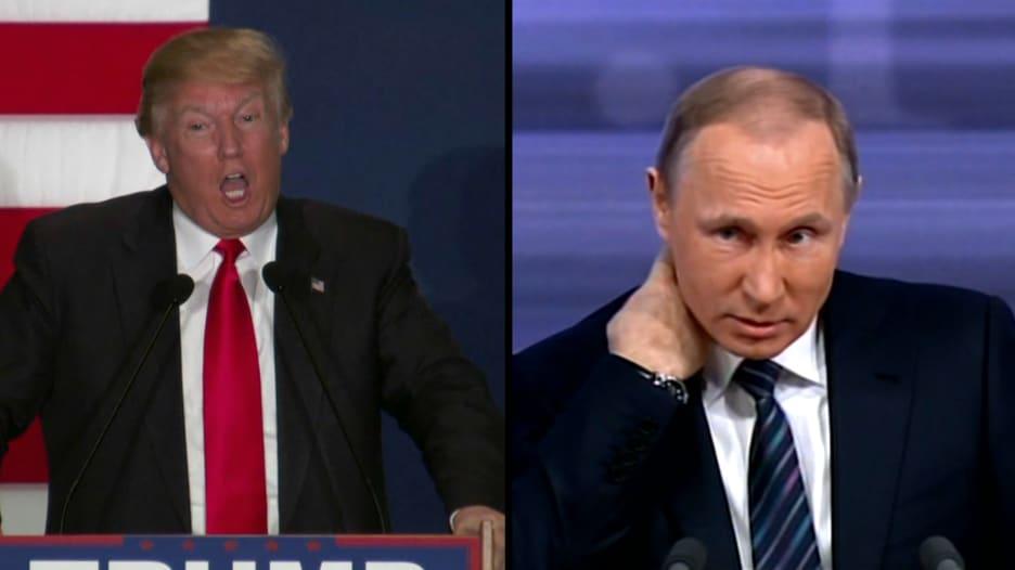 بالفيديو: الإعلام الروسي يشجع ترامب في الانتخابات الأمريكية