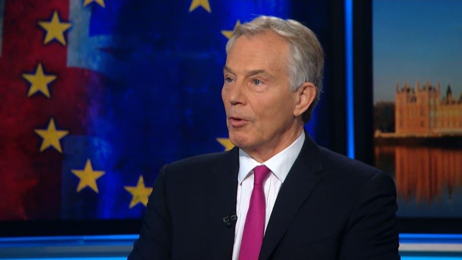 توني بلير لـCNN: إرسال 250 جنديا أمريكيا لسوريا سيحدث اختلافا.. وأؤيد ارسال قوات إلى ليبيا