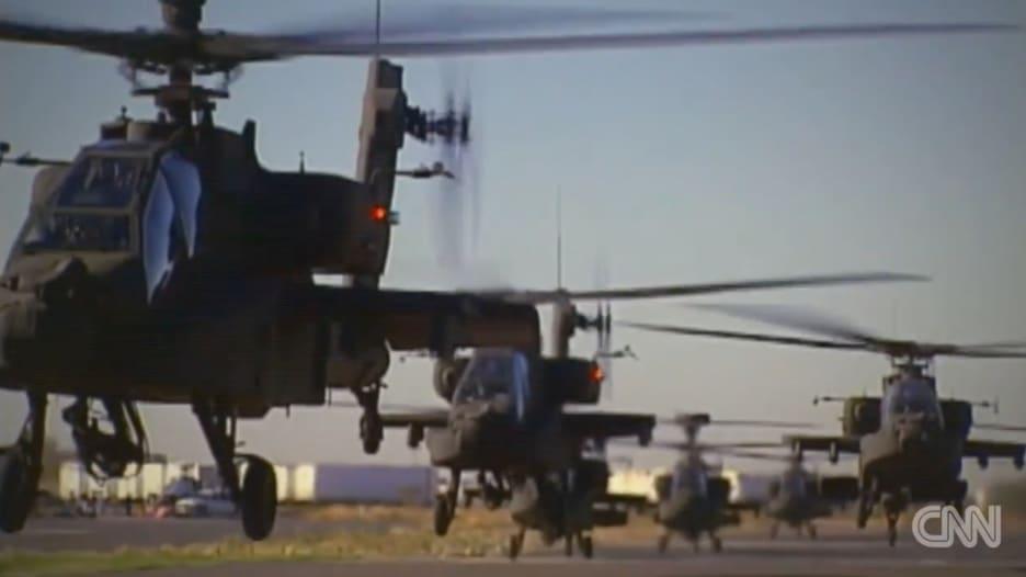بالفيديو: أمريكا.. المصدر الأكبر للأسلحة بالعالم والسعودية تتصدر قائمة الزبائن