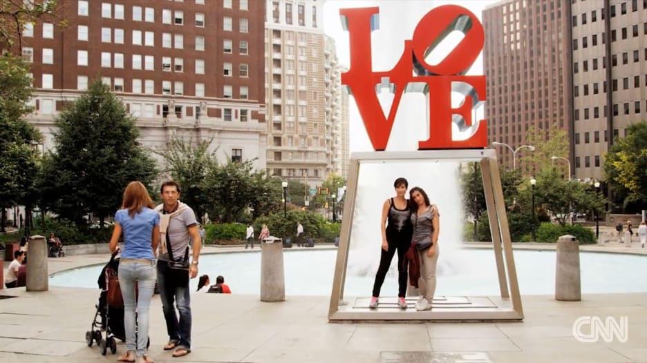 """هل تعرف أين تقع """"مدينة الحب""""؟"""