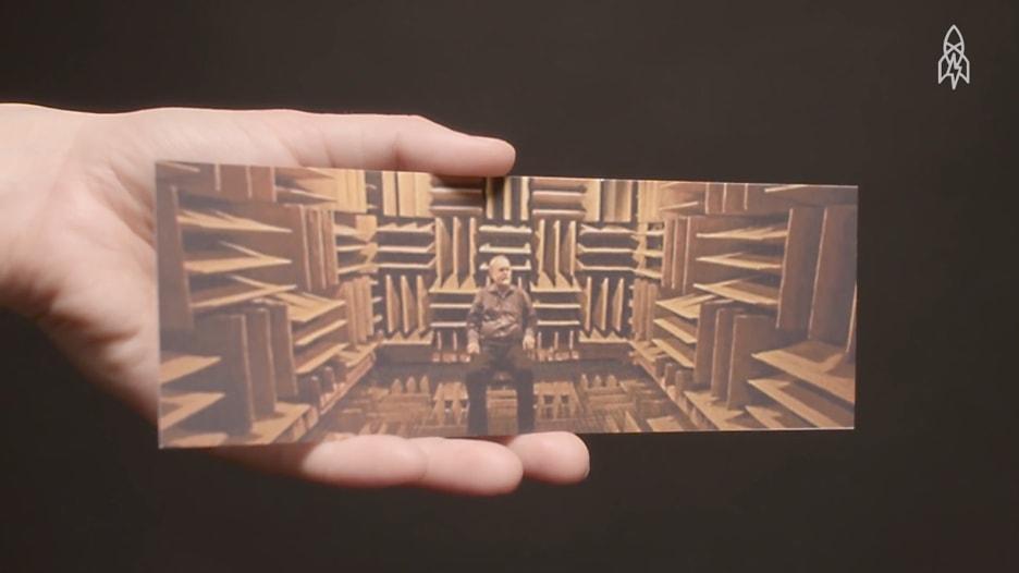 ما الذي تسمعه داخل الغرفة الأكثر هدوءاً في العالم؟