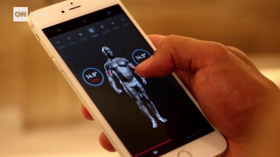 هل تدفع ألف دولار مقابل جهاز لمسح الجسد وقياس نسبة الدهون؟