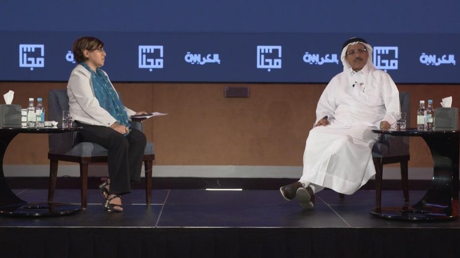 الحبتور: لا أمانع الضرائب وسأنتج أفلاماً عن العرب والفرس