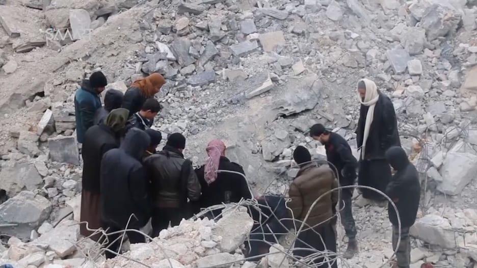 الجيش الأمريكي ينفي قصف مسجد في حلب: استهدفنا اجتماعا لعناصر القاعدة