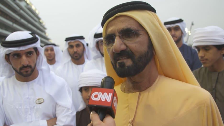 رؤية محمد بن راشد تستقطب العالم إلى دبي