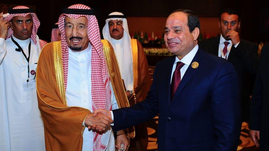 """قضية """"تيران وصنافير"""".. هل أصبحت ترمومتر العلاقات بين مصر والسعودية؟"""