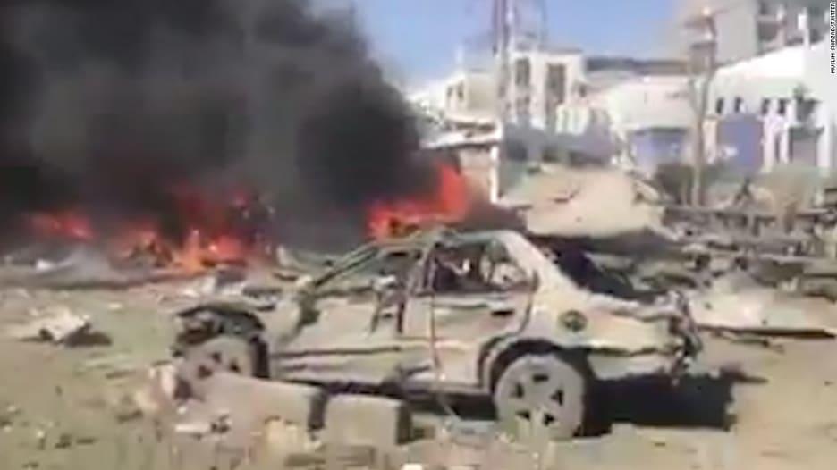 انفجار كابول: ماذا حدث قبل وصول الإسعاف؟