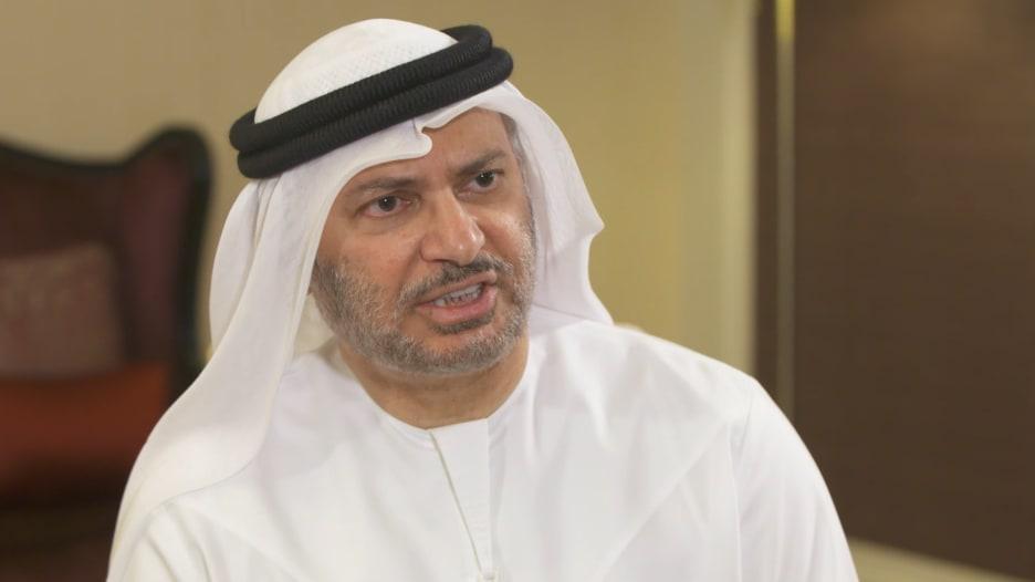 قرقاش لـCNN: نفذ صبرنا.. وعلى قطر تغيير سياساتها
