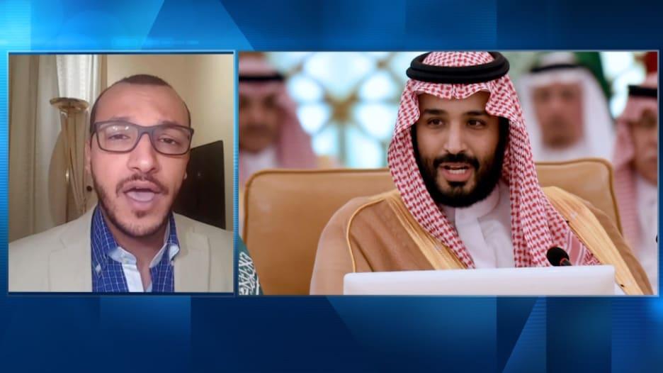 سلمان الأنصاري لـCNN: محمد بن سلمان شخص عملي وواقعي ورخاء السعودية ينعكس على المنطقة