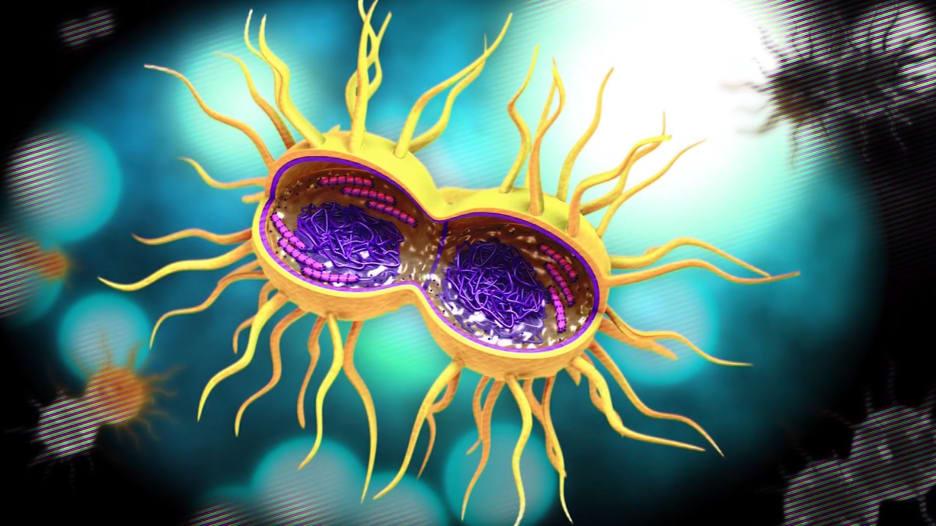 بكتيريا مقاومة للمضادات الحيوية تهدد المصابين بالأمراض الجنسية