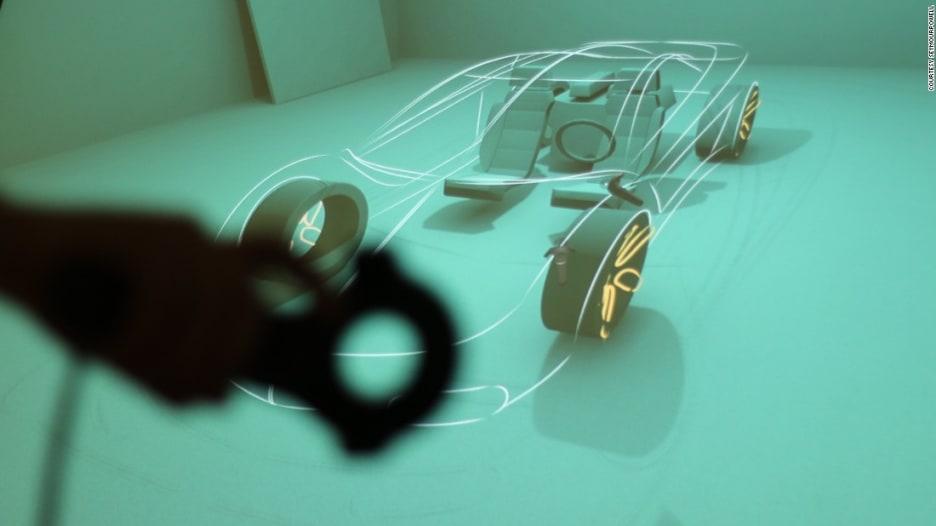 هل ينتقل تصميم السيارات إلى الواقع الافتراضي كلياً؟