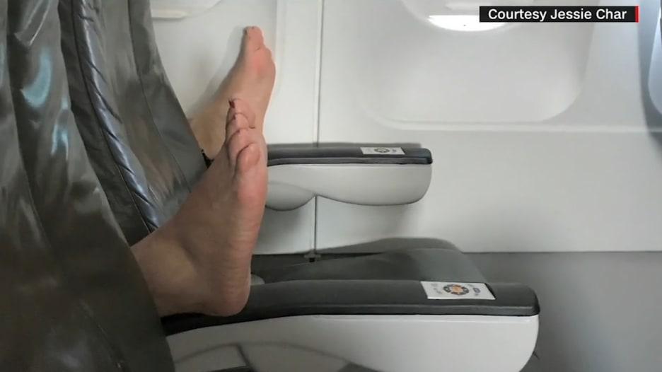 هل هذا أسوأ كابوس قد يواجه الركاب على الطائرة؟