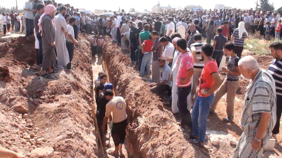 """مقتل 7 من عناصر """"الخوذ البيضاء"""" في إدلب"""
