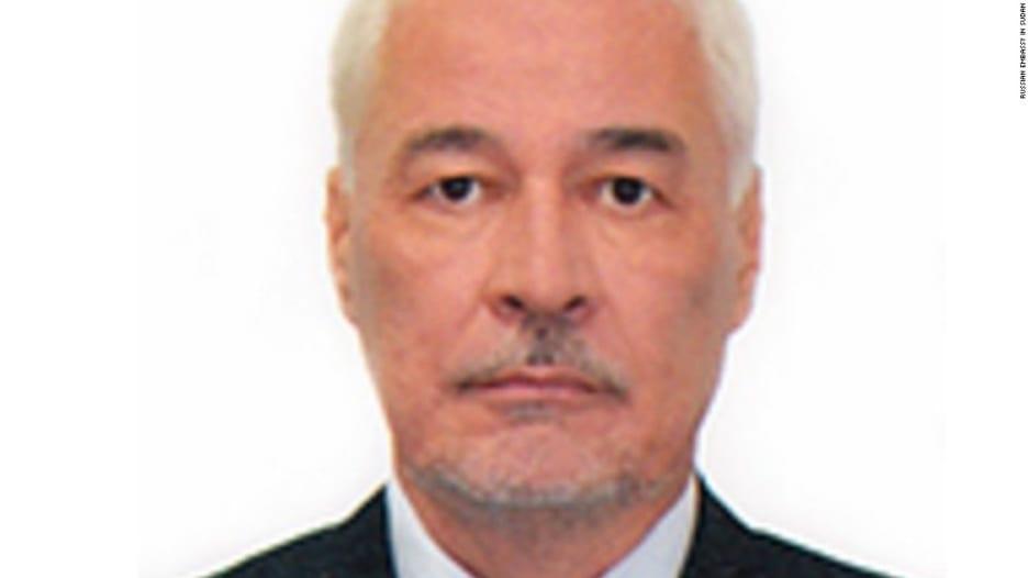 """وفاة سفير روسيا بالسودان """"خلال ممارسة السباحة"""""""