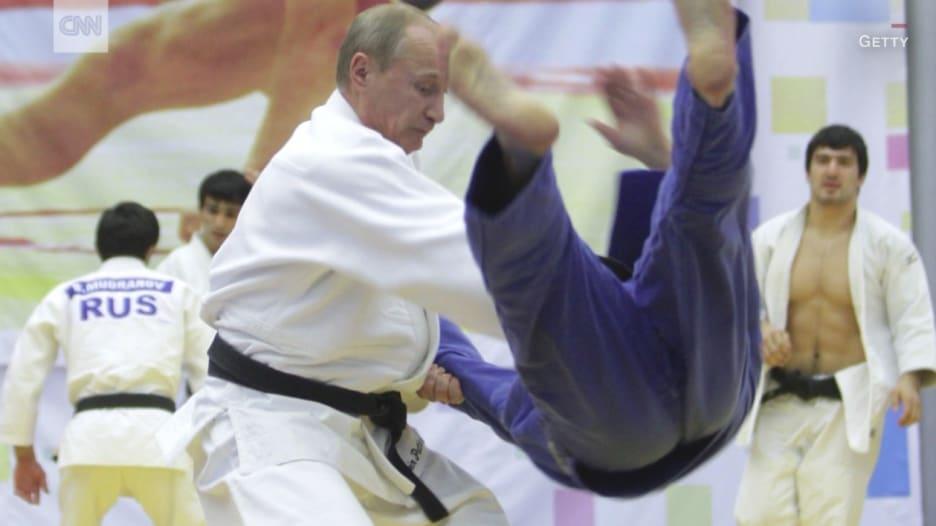 """كيف أثر """"الأستاذ"""" بوتين على رياضة الجودو؟"""