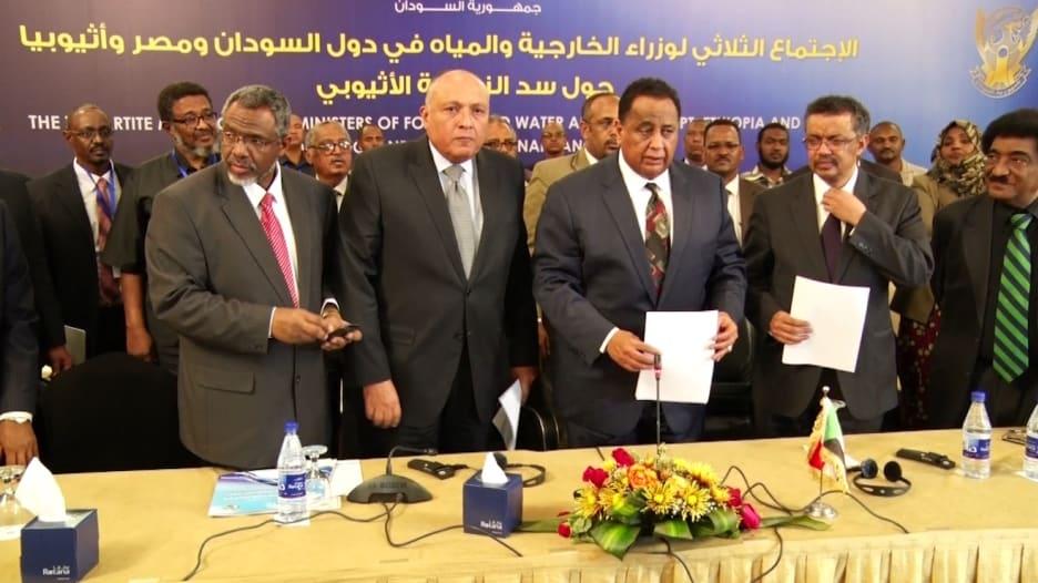 وفد سوداني بالقاهرة.. هل تتجاوز العلاقات محنة حلايب وسد النهضة؟