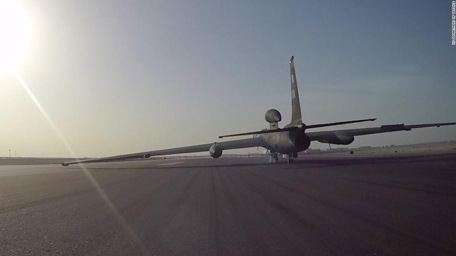 أصعب طائرة يمكن الهبوط بها.. شاهد طائرة التجسس الأمريكية هذه