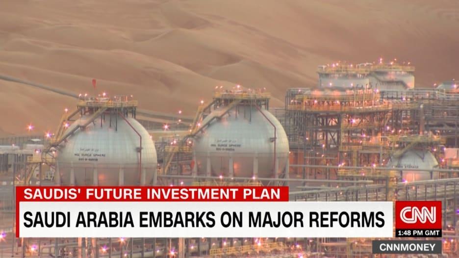 هل ستنجح السعودية في عملية التغيير الجذري لاقتصادها؟