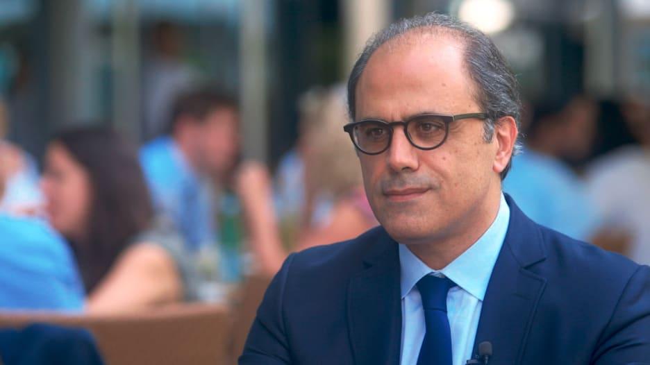 مدير إدارة الشرق الأوسط بصندوق النقد لـCNN: الاستراتيجية الاقتصادية للسعودية تسير على مسارين