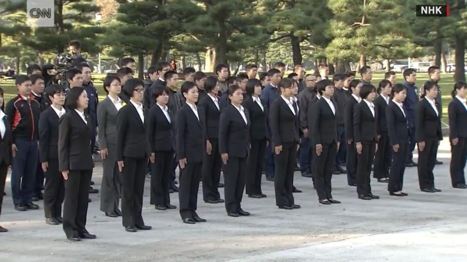 وحدة أمنية نسائية باليابان لحماية ميلانيا ترامب