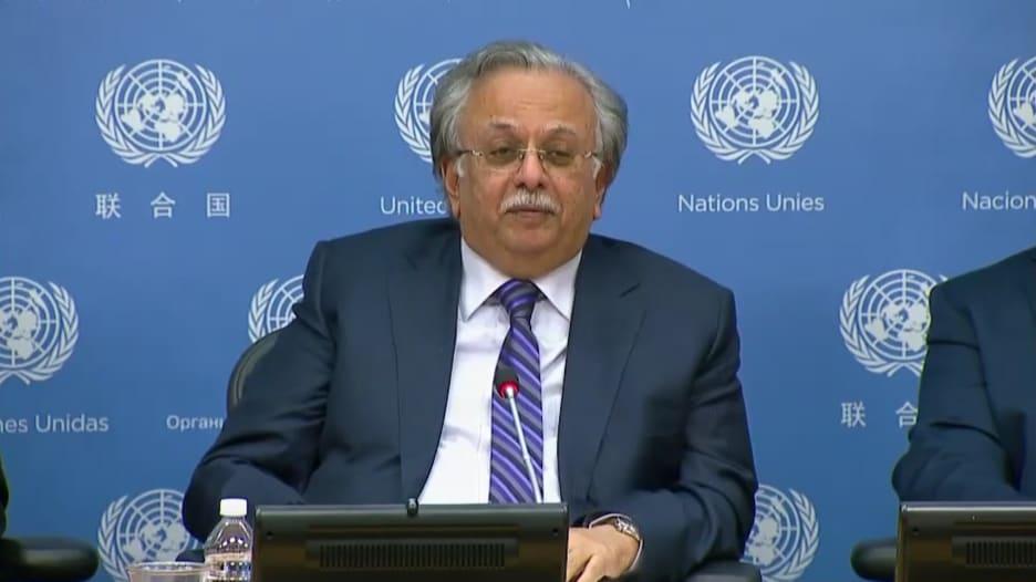 ممثل السعودية بالأمم المتحدة: لست مسؤولاً عن خزانة ملابس الرئيس الحريري