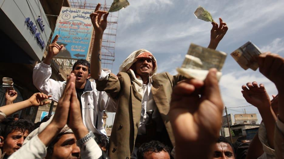 أمريكا: الحرس الثوري يزوّر العملة اليمنية لتمويل عملياته
