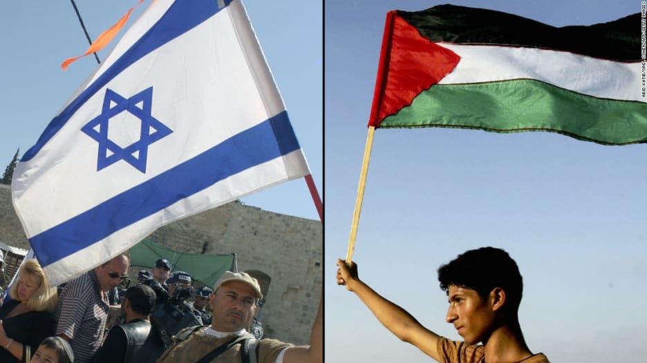 شاهد.. مواجهات بين فلسطينيين والجيش الإسرائيلي رام الله