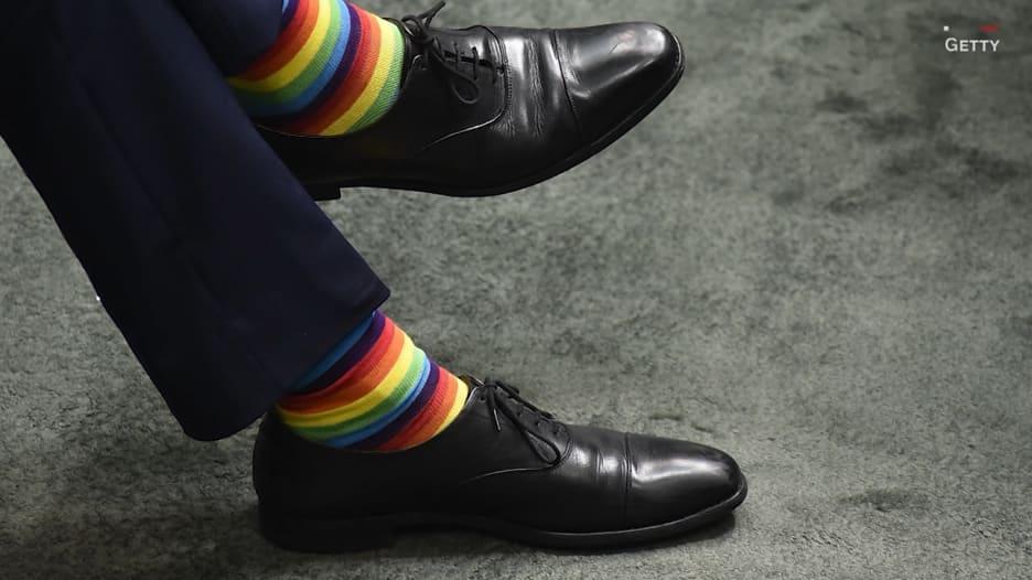غناء واحتفالات في البرلمان الأسترالي بعد تشريع الزواج المثلي