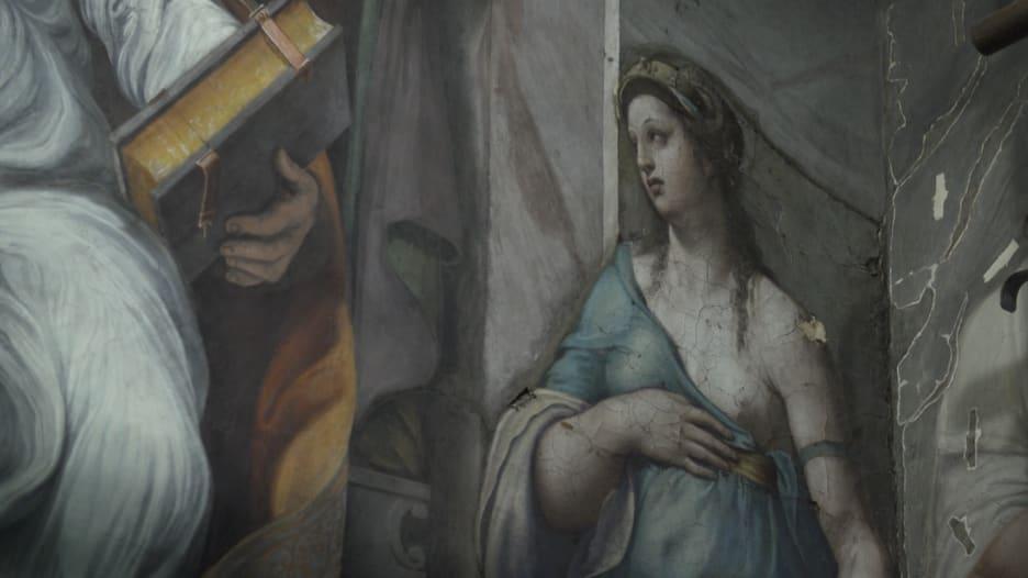 الكشف عن لغز عمره 500 عام في الفاتيكان