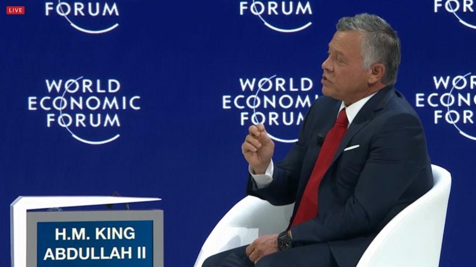 الملك عبدالله: تنظيمات دينية خطفت الربيع العربي وهناك قلة فهم للإسلام بأمريكا