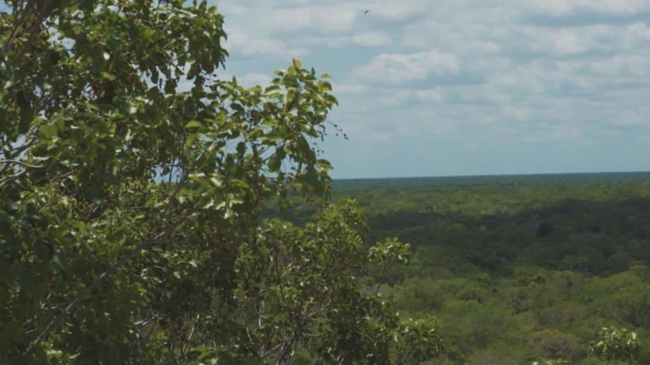 استكشف آثار حضارة المايا في مدينة كوبا المكسيكية