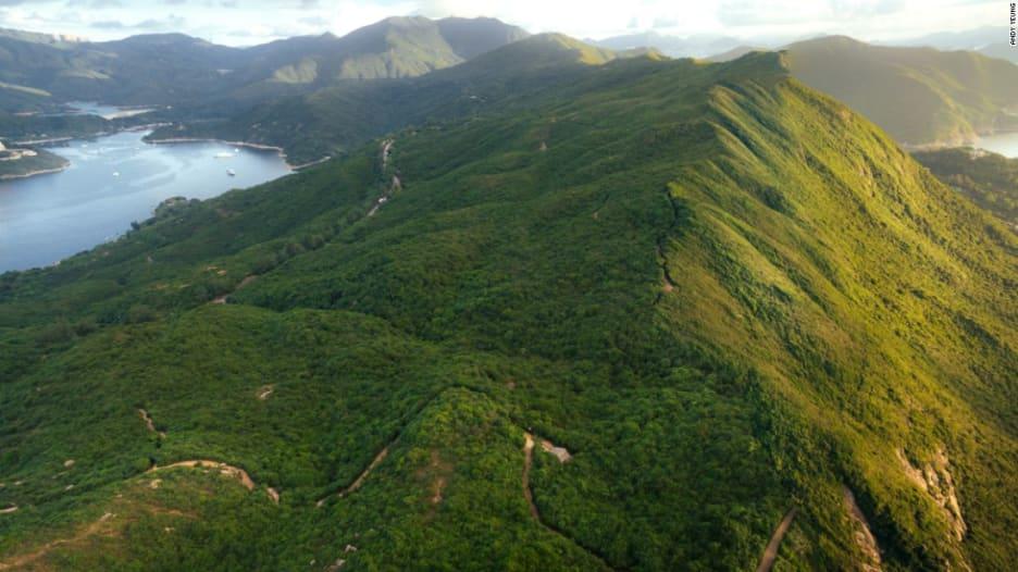 أفضل الأماكن للاستمتاع بالطبيعة بهونغ كونغ