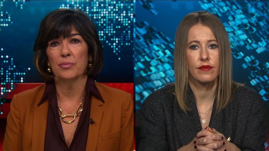 مرشحة منافسة لبوتين لـCNN: يبدو أن لروسيا علاقة بالتدخل في انتخابات أمريكا
