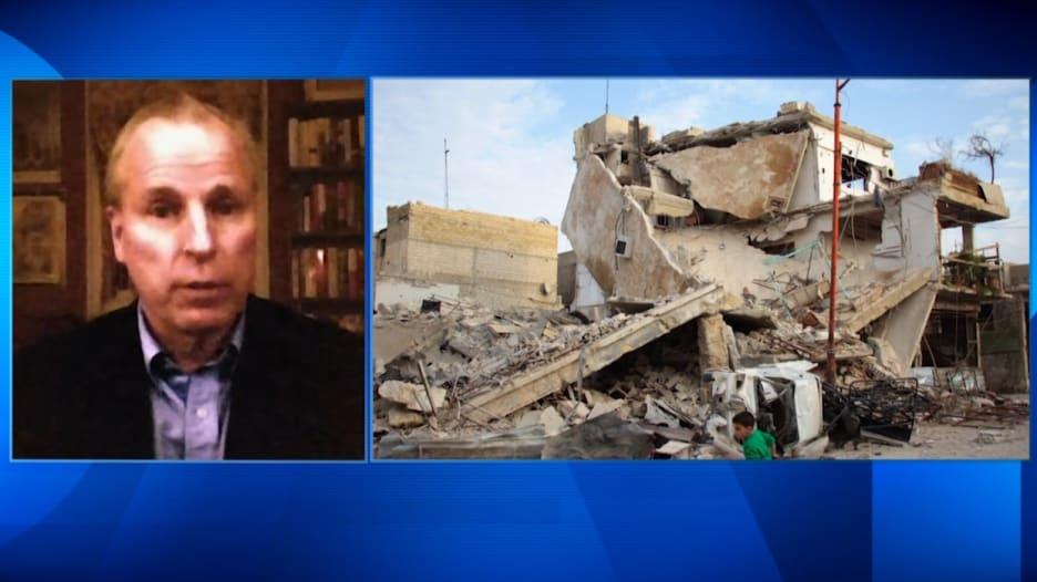سفير أمريكا السابق إلى سوريا: الأسد يكرر في الغوطة خطة حلب
