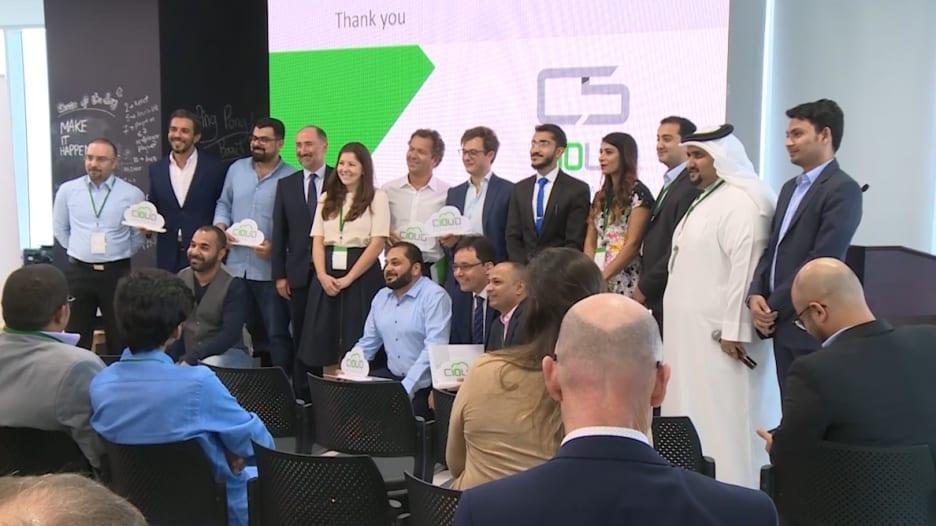 """ما هي منصة """"Cloud10"""" لرواد الأعمال في البحرين؟"""