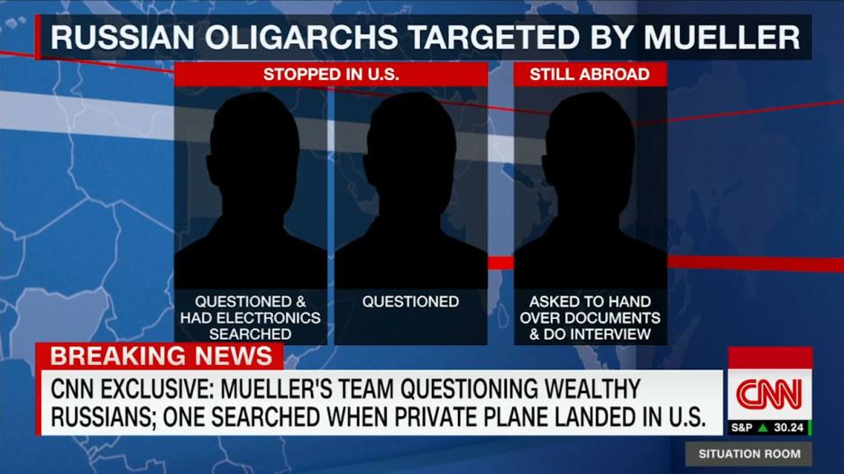 حصرياً: فريق مولر يحقق مع أوليغاركيين روس.. إليكم التفاصيل