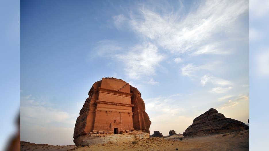 تعرّف إلى العلا..مرآة العالم القديم في السعودية