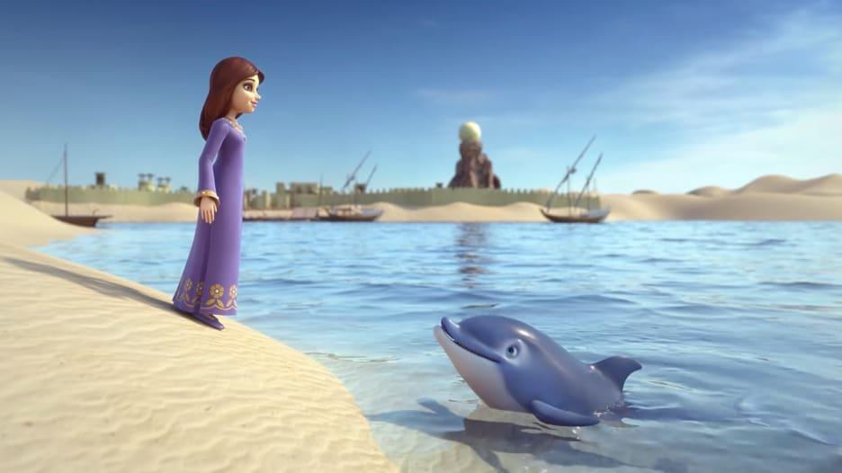"""فقط في أبوظبي.. أول سينما """"مغمورة بالمياه"""" في العالم!"""