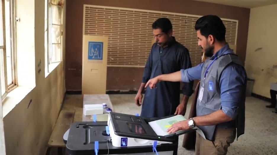 الأمم المتحدة: سعداء برؤية نظام وأمان في الانتخابات البرلمانية العراقية