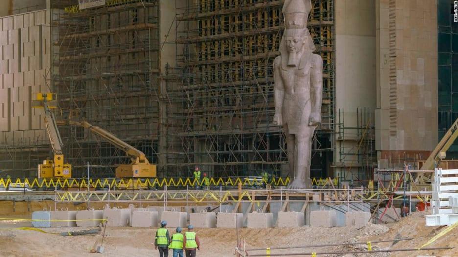 تعرّف إلى المتحف المصري الكبير بقيمة مليار دولار