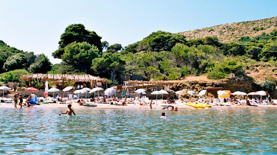 اليك أفضل 10 شواطئ كرواتية