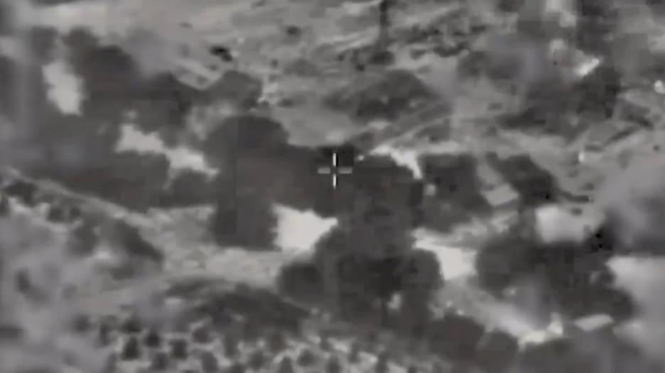 """شاهد.. أهداف """"حماس"""" تحت القصف الإسرائيلي في غزة"""