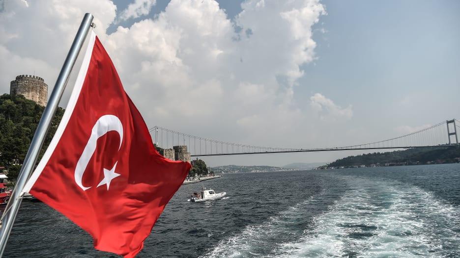 تجارة واستثمارات الخليج.. عاملان مؤثران في الاقتصاد التركي
