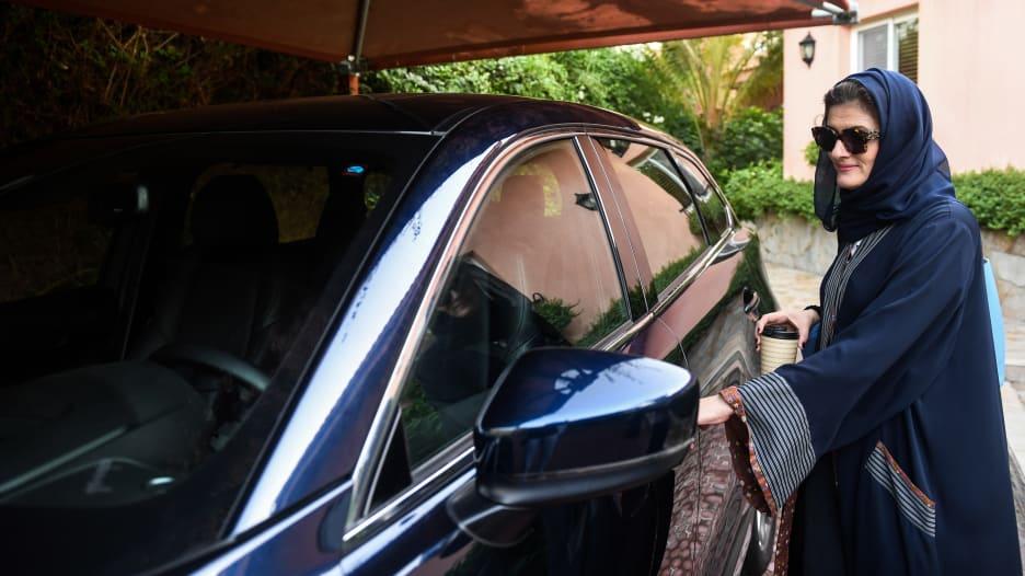 ما أنواع السيارات التي تفضل السعوديات اقتناءها؟
