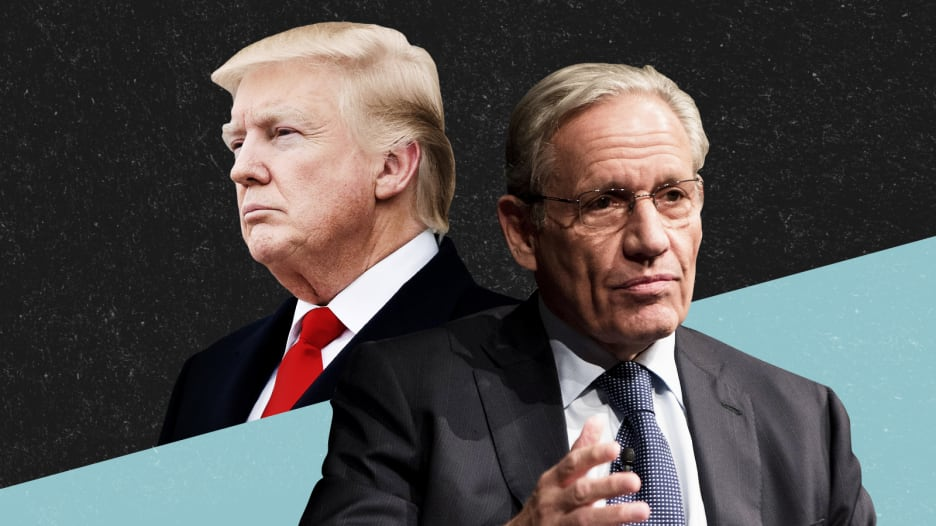 """ما سبب أهمية كتاب """"الخوف: ترامب في البيت الأبيض""""؟"""