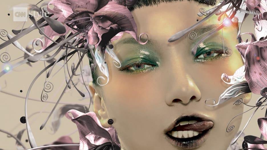 هل هذا مستقبل الجمال في العام 2050؟