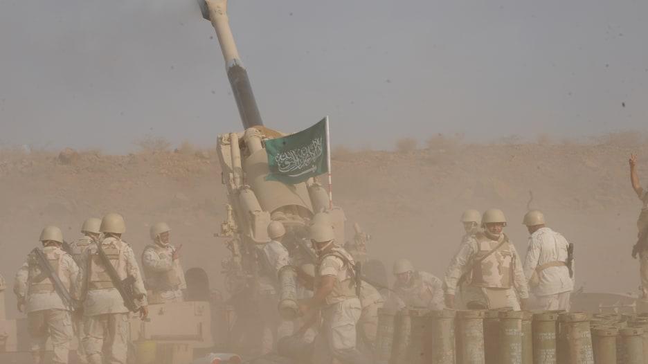 السعودية تتراجع عالمياً وتحافظ على تصنيفها الإقليمي عسكرياً